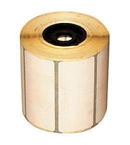 Етикети 25/56мм с/без черна лента  600 етикета