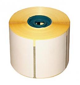 Етикети 43/56мм с/без черна лента  600 етикета