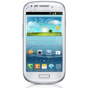 Smartphone Samsung GT-I8190 GALAXY SIII mini, White La Fleur