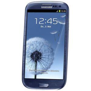 Smartphone Samsung GT-I9300 GALAXY SIII, Blue