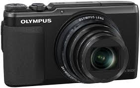 OLIMPUS Stylus  SH - 50 black/white/silver