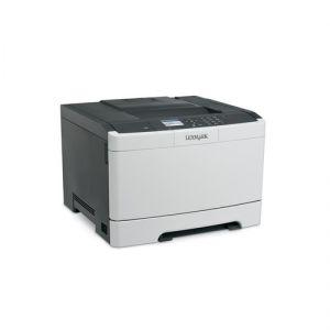 Color Laser Printer Lexmark CS410dn - Duplex