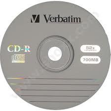 cd Verbatim CD-R