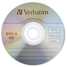 dvd Verbatim DVD+R