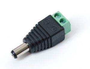 букса захранваща 5.5mm*2.1mm CCTV DC Power m