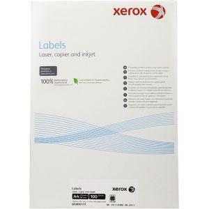 Самозалепващи етикети Xerox A4, 100л. , 65 етикета на лист (003R93177)
